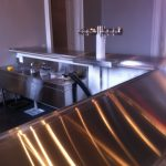 Specialty Stainless Countertops